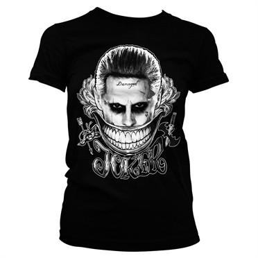 Joker - Damaged T-shirt donna