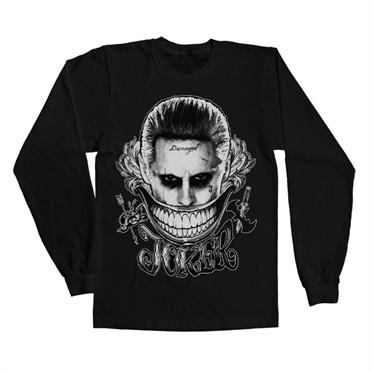 Joker - Damaged Long Sleeve T-shirt