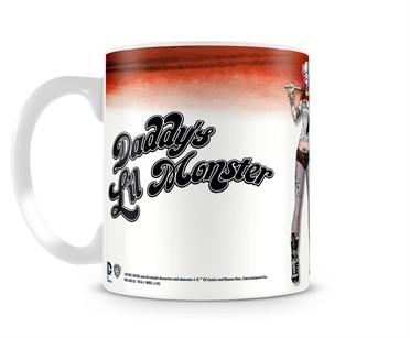 Daddy's Lil Monster Tazza Mug