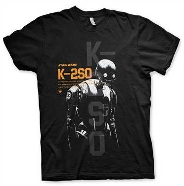 Star Wars Rogue One K-2SO T-Shirt