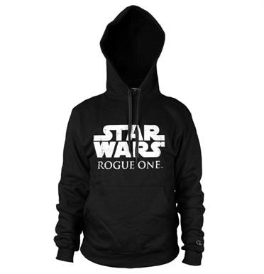 Star Wars Rogue One Logo Felpa con Berrettopuccio