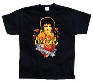 Elvis - Burnin Love