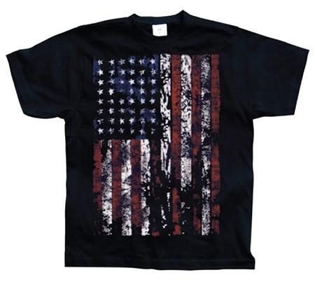 Distressed USA Flag