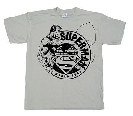 Superman World Hero Sketch