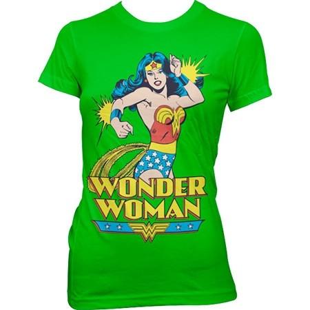 Wonder Woman T-shirt donna