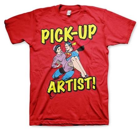 Superman Pick-Up Artist