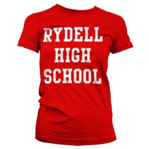 Grease - Rydell High School T-shirt donna