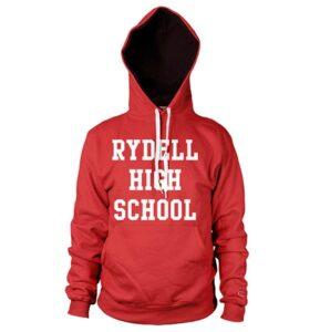 Grease - Rydell High School Felpa con Berrettopuccio