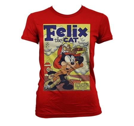 Felix - Where'sThat Smoke T-shirt donna