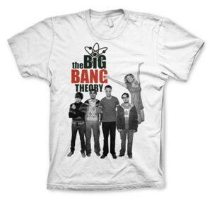 The Big Bang Theory Cast T-Shirt