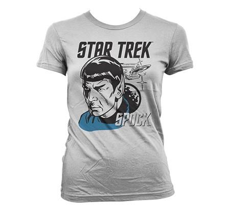 Star Trek & Spock T-shirt donna