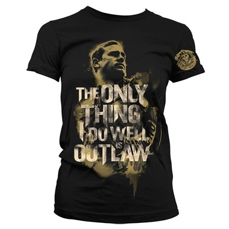 The Only Thing I Do Well T-shirt donna