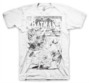 Batman - Umbrella Army Distressed T-Shirt