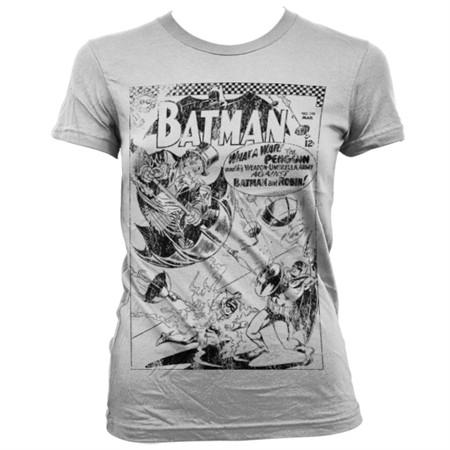Batman - Umbrella Army Distressed T-shirt donna