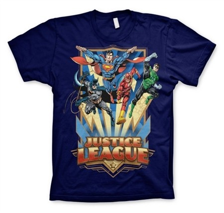 Justice League - Team Up! T-Shirt
