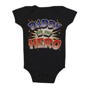 Daddy Is My Hero Body