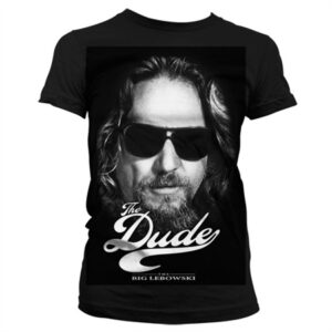 The Dude II T-shirt donna