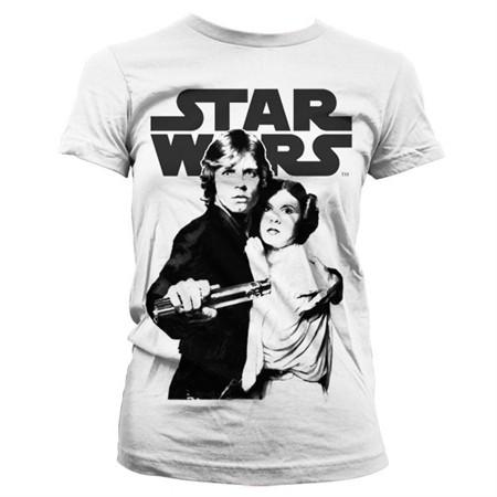 Star Wars Vintage Poster T-shirt donna