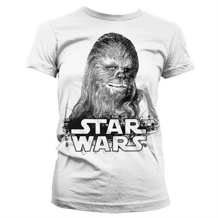Chewbacca T-shirt donna
