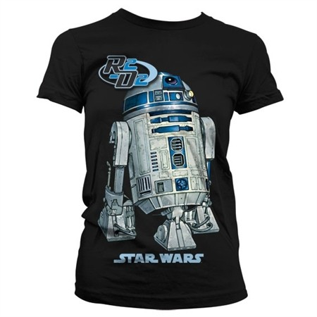 Star Wars R2D2 T-shirt donna