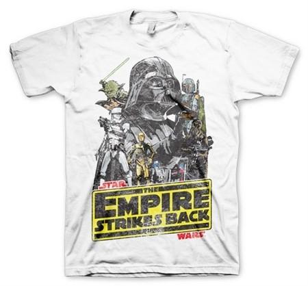 The Empires Strikes Back T-Shirt