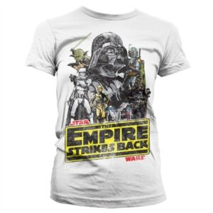 The Empire Strikes Back T-shirt donna