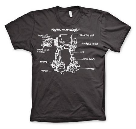 AT-AT Sketch T-Shirt