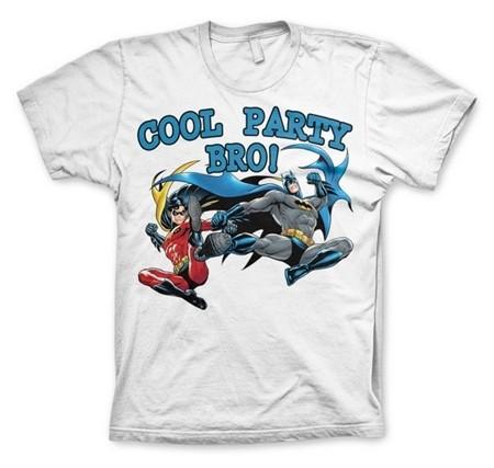 Batman - Cool Party Bro! T-Shirt