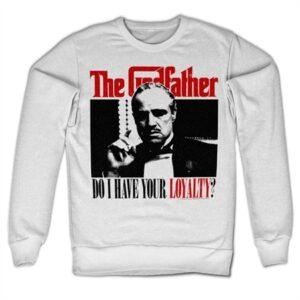 Godfather - Do I Have Your Loyalty Felpa