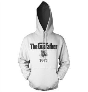 The Godfather 1972 Felpa con Berrettopuccio