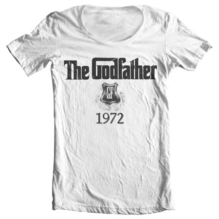 The Godfather 1972 T-shirt collo largo