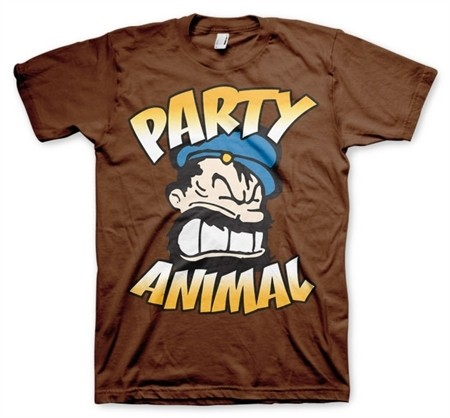 Brutos - Party Animal T-Shirt