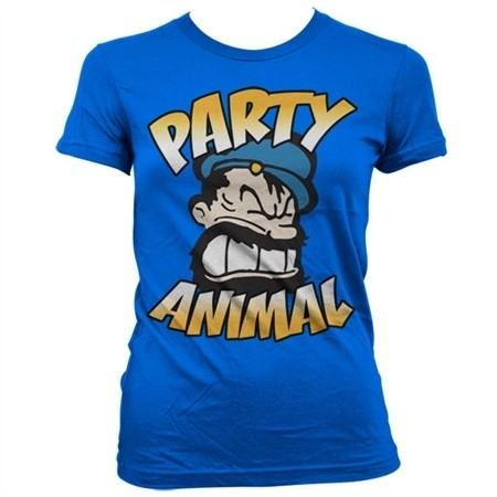 Brutos - Party Animal T-shirt donna