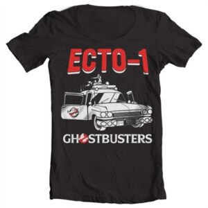 Ghostbusters - Ecto-1 T-shirt collo largo