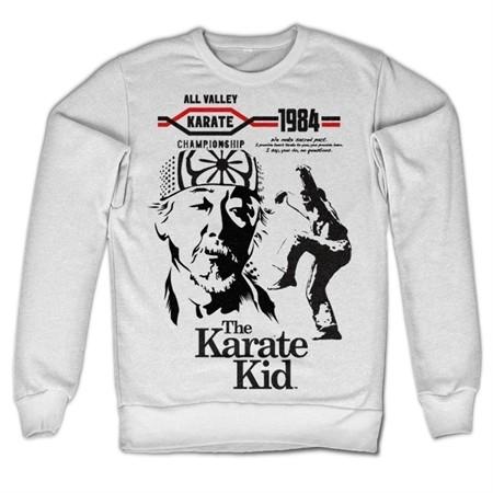 The Karate Kid Felpa