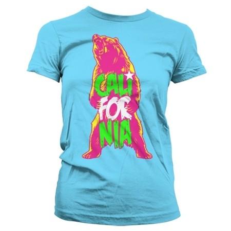 California Bear T-shirt donna