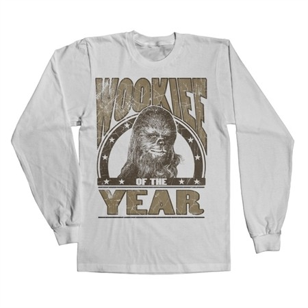 Wookiee Of The Year Long Sleeve T-Shirt