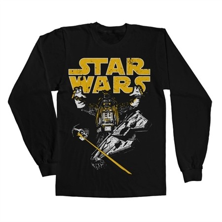 Vader Intimidation Long Sleeve T-Shirt