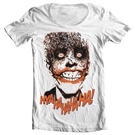 Joker - HyaHaHaHa T-shirt collo largo