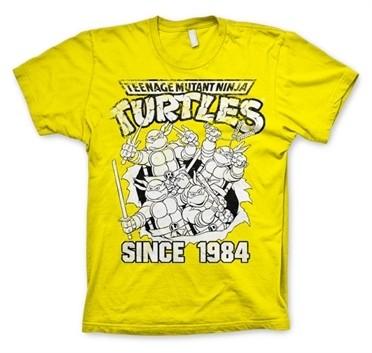 TMNT Distressed Since 1984 T-Shirt