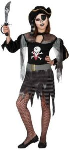 Costume bimba Piratessa