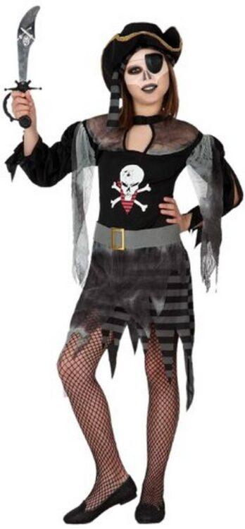 Costume bimba Piratessa
