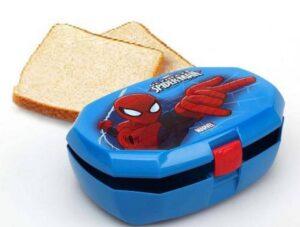 Box Portamerenda Ultimate Spiderman