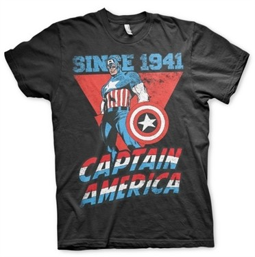 Captain America Since 1941 T-Shirt