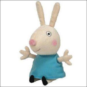 Peluche Rebecca la coniglietta Peppa Pig 20 Cm TY