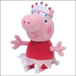 Peluche Peppa Pig Ballerina 20 cm TY