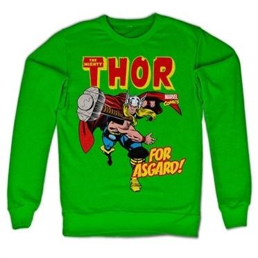Thor - For Asgard! Felpa