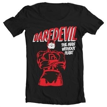 Daredevil T-shirt collo largo