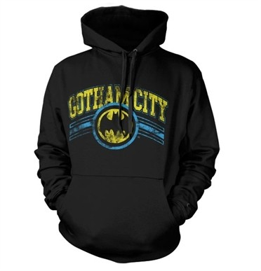 Gotham City Felpa con Berrettopuccio