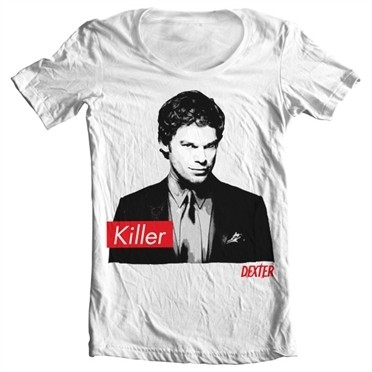 Dexter - Killer T-shirt collo largo